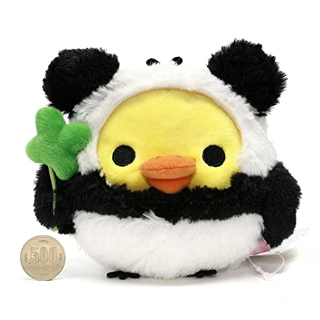 3397ca50f8e6 Amazon.com  San-x Kiiroitori Plush 4
