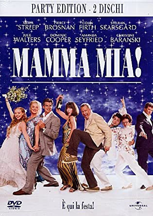 Amazoncom Mamma Mia Ultimate Party Edition 2 Dvd Italian Import