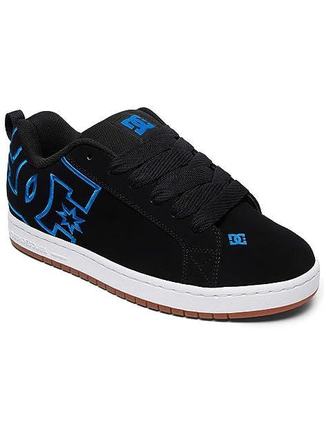 dc shoes Court Graffik - Scarpe da Uomo - White - DC Shoes Despeje Comprar Barato Para La Venta Venta Encontrar Gran Precio Al Por Mayor El Precio Barato Sitio Oficial Envío Libre RWe3Ahe