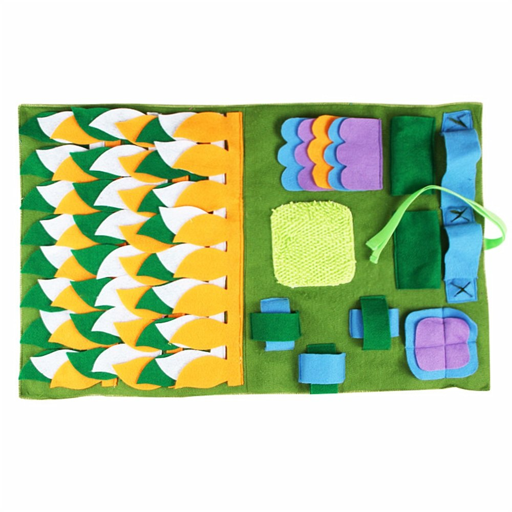 Puppy Toy Dog Pet Smelling Pad More Specifications Can Be Washed Training Blankets Pet Supplies. Interactive