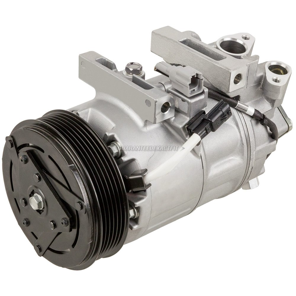 AC Compressor /& A//C Clutch For Nissan Altima 2.5SL 2.5SV 2013 2014 2015 BuyAutoParts 60-03300NA NEW