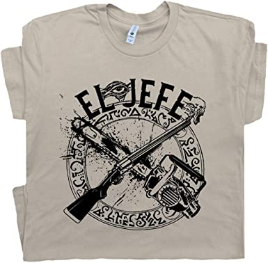Evil Dead Necronomicon T-Shirt Unisex Adult Army of Darkness Horror Sizes New