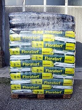 Turba (rubia) ácida de sfagno (Floratorf-) Floragard (palés 39 bolsas de 26 kg-) 75 L: Amazon.es: Jardín