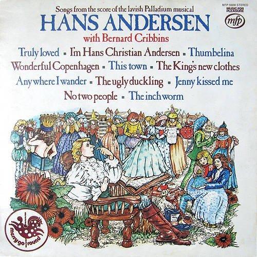 Bernard Bresslaw Reads from Hans Christian Andersen (Vinyl Lp)