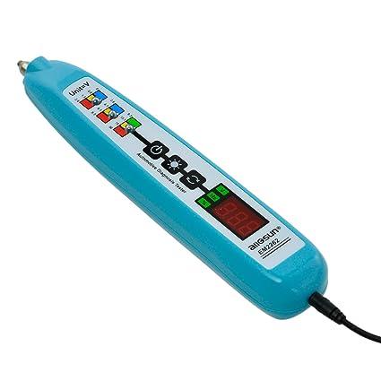 all-sun Automotive comprobador de diagnóstico Analizador de la & sistema de carga comprobador de batería y alternador: Amazon.es: Coche y moto