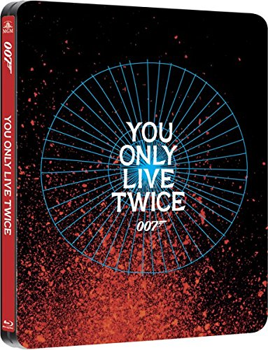 Limited Edition Artwork (You Only Live Twice: Limited Edition Steelbook (Blu-ray + Digital HD))