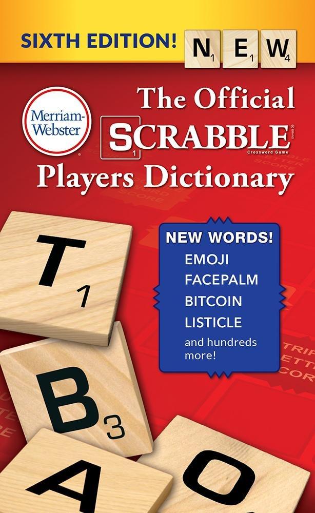 The Official Scrabble Players Dictionary: Amazon.es: Merriam-Webster: Libros en idiomas extranjeros