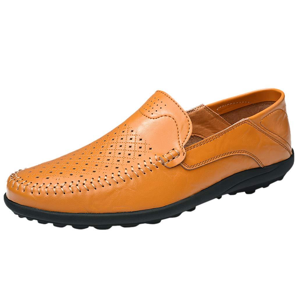 Men's Oxford Sneaker Dress Shoes-Men Business Men's Summer Fashion Breathable Casual Shoes Soft Bottom Shoes