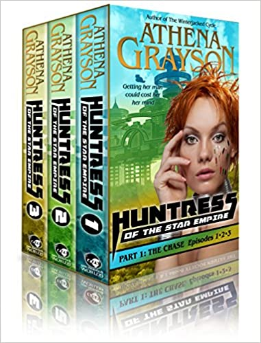 Download The Chase (Huntress of the Star Empire: Episodes 1-3): Part One: Huntress of the Star Empire (Huntress of the Star Empire Boxed Sets) PDF, azw (Kindle), ePub, doc, mobi