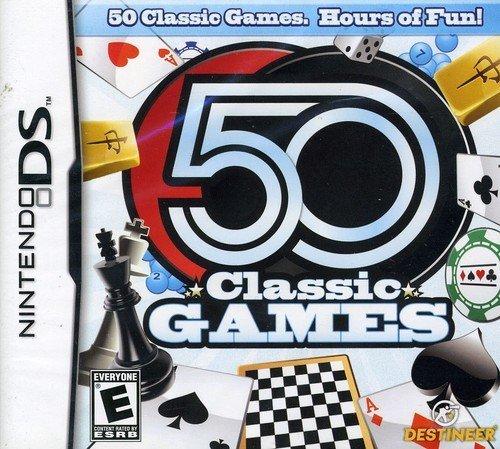 50 juegos clásicos ds