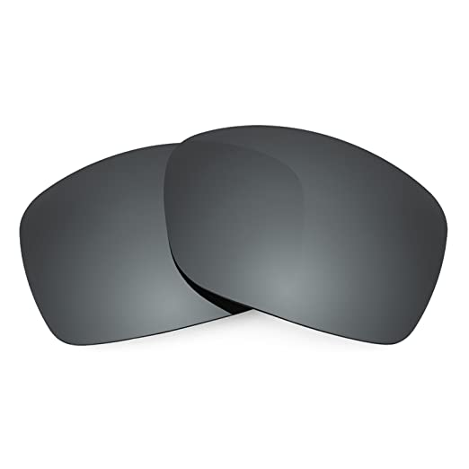 d6d4ef9aa3 Amazon.com  Revant Polarized Replacement Lenses for Oakley Ravishing Elite  Black Chrome MirrorShield  Sports   Outdoors