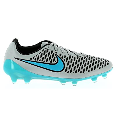 Nike Mens Magista Opus FG Firm Ground Soccer Cleats 8 1/2 US, Wolf