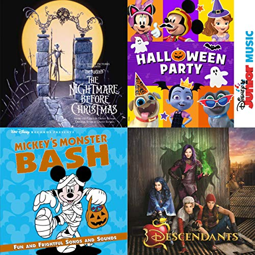 Halloween Songs Playlist (Disney Halloween)