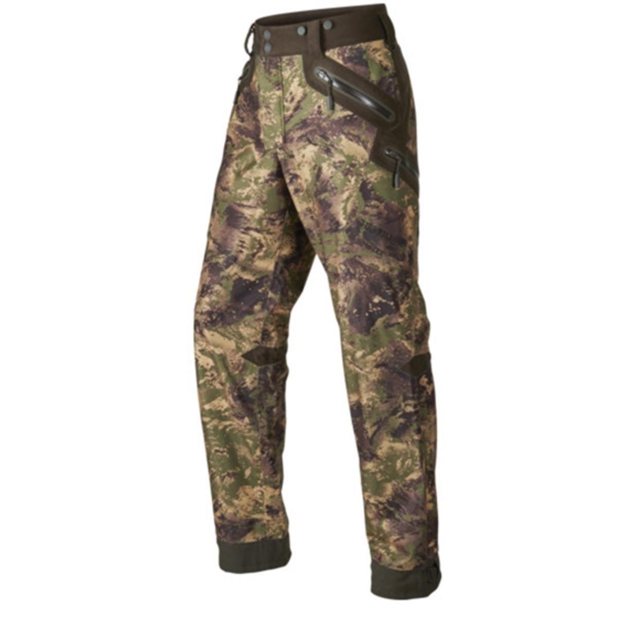Harkila Infiltration Pantalon Axis MSP Vert forêt