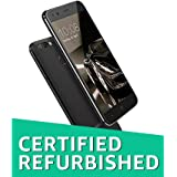 (CERTIFIED REFURBISHED) InFocus Snap 4 (Midnight Black, Four Camera Phone)