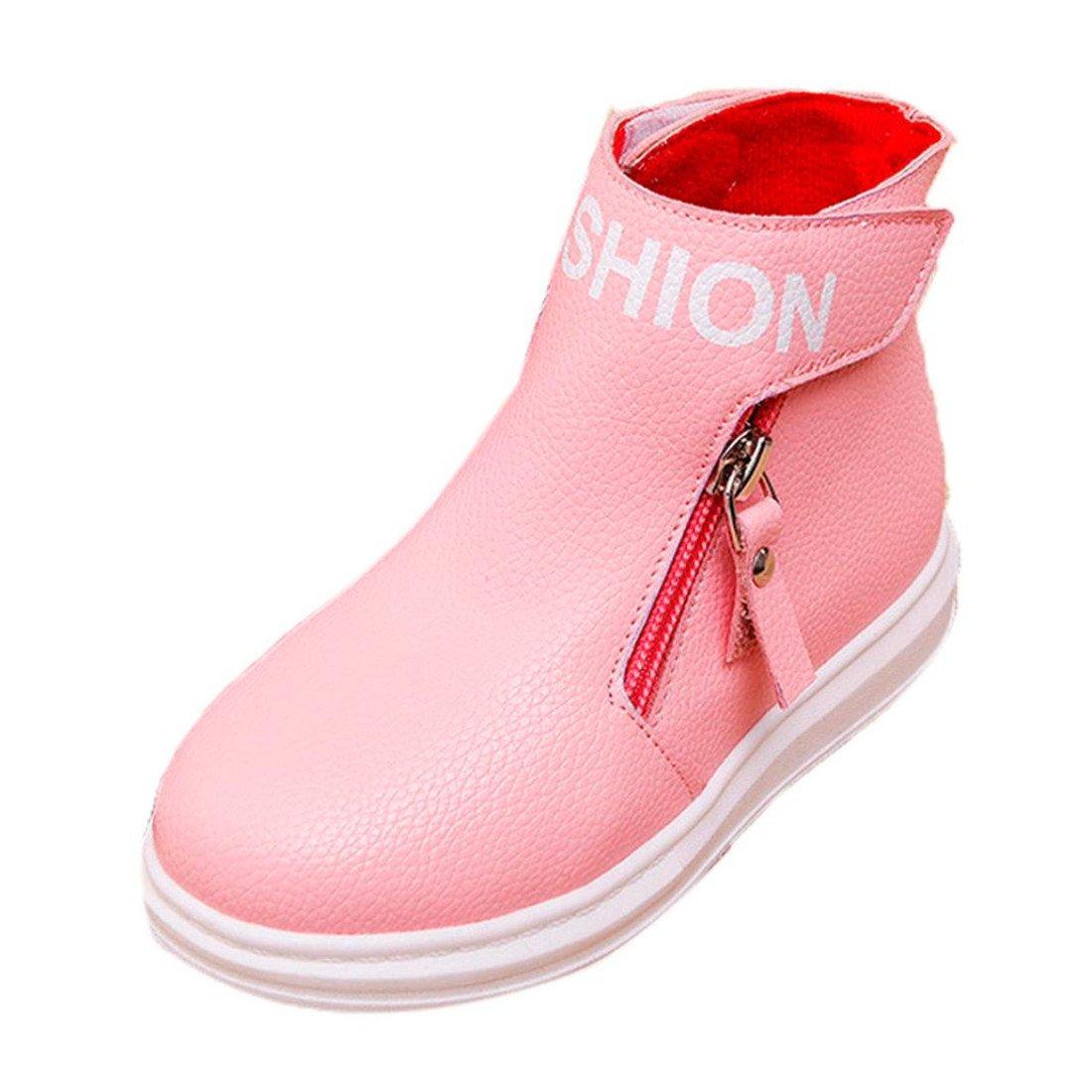 Btruely Kinder Warme Stiefel Mode Kinder Stiefel Baby Winter Schuhe Stiefel Jungen Mädchen Beiläufig Stiefel