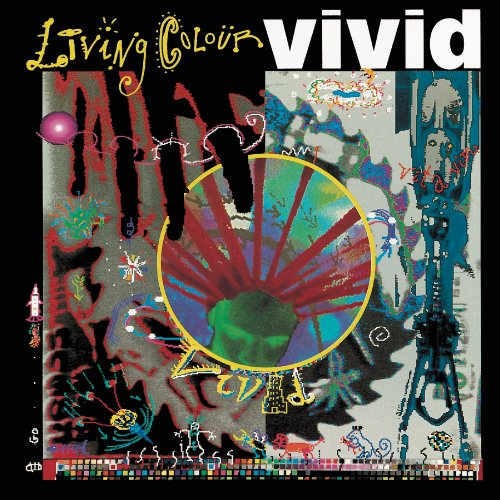 VIVID Album Cover