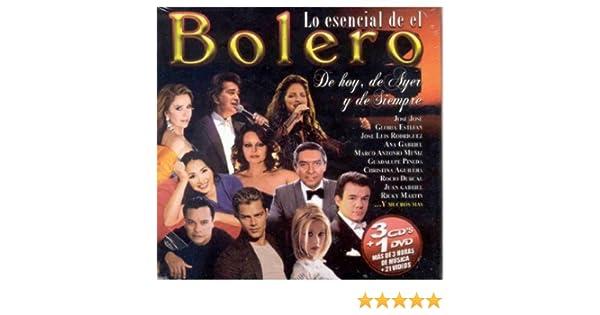 LO ESENCIAL DE EL BOLERO / VARIOUS - Lo Esencial de El Bolero / Various - Amazon.com Music