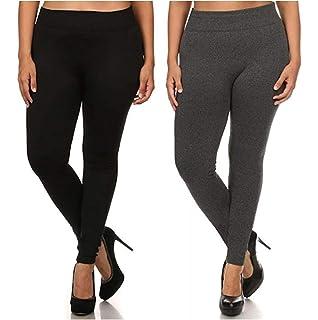cff2cf35ef5fe Amazon.com  Shosho Womens Yoga Leggings Body Slimming Bottoms Super ...