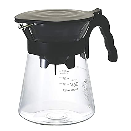 Hario V60 Drip-In Coffee Dripper, 700ml