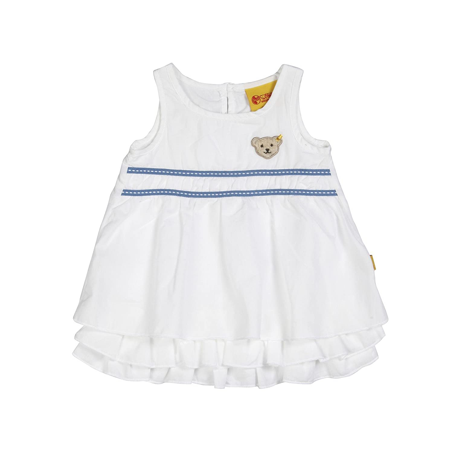 Steiff Dress Mini Girl Riviera Spring/Summer 2013,White,Size 62-116