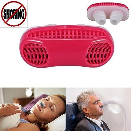 Dilatador Nasal Anti Ronquidos, Ayuda Instantánea para Aliviar Naturalmente los Ronquidos y Mejorar la Respiración