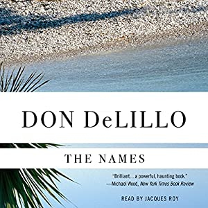 The Names Audiobook