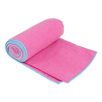 D DOLITY Premium Toalla de Ejercitación para Yoga Mat de ...