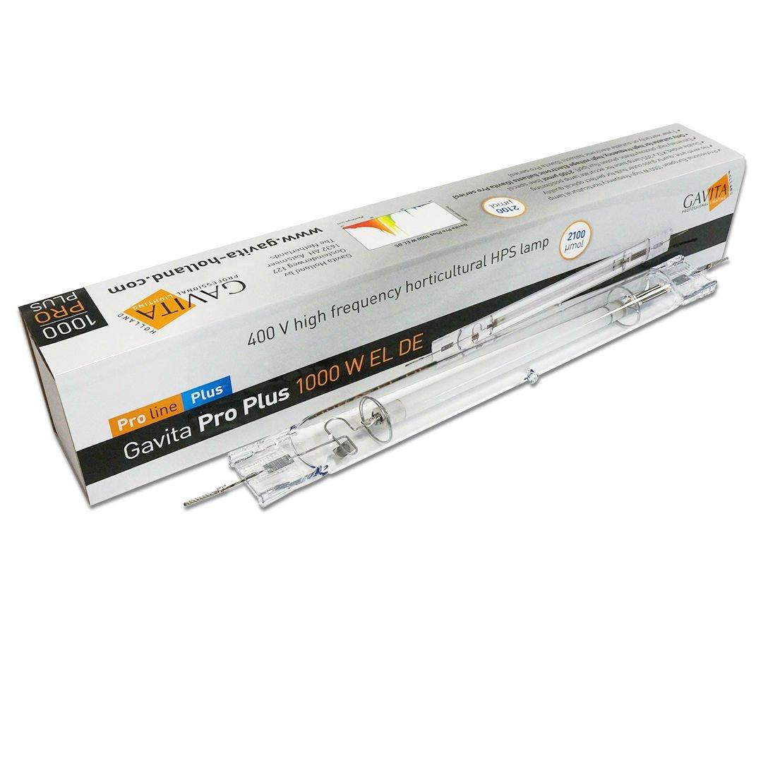 Gavita Pro Plus 1000w 400v EL DE Double Ended Lamp