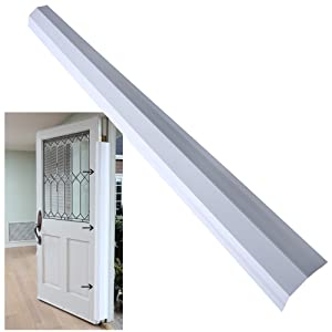 PinchNot Home Shield for 180 Degree Doors - Guard for Door Finger Child Safety. by Carlsbad Safety Products