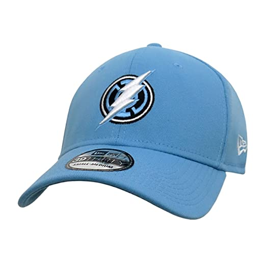 Blue Lantern Flash Symbol 39Thirty Hat at Amazon Men s Clothing store  45a46ebc4182