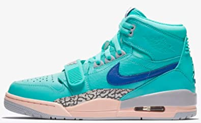 new arrival f0dc1 65504 Nike Air Jordan Legacy 312 - hyper jade bright blue-arctic, Größe
