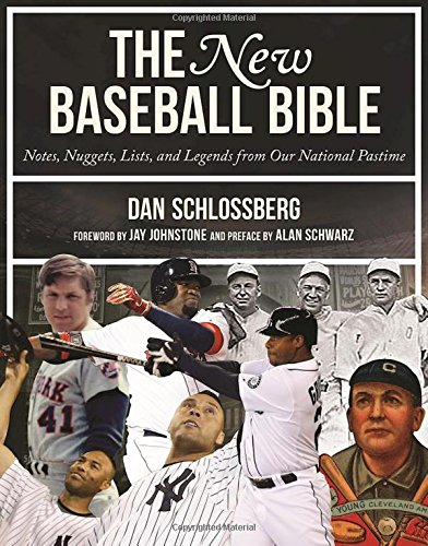 The New Baseball Bible: Notes, Nuggets, Lists, and Legends from Our National Pastime cover