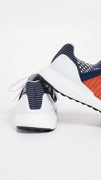 adidas by Stella McCartney Women's Ultraboost Sneakers, Night IndigoWhiteGranite, 8 M UK