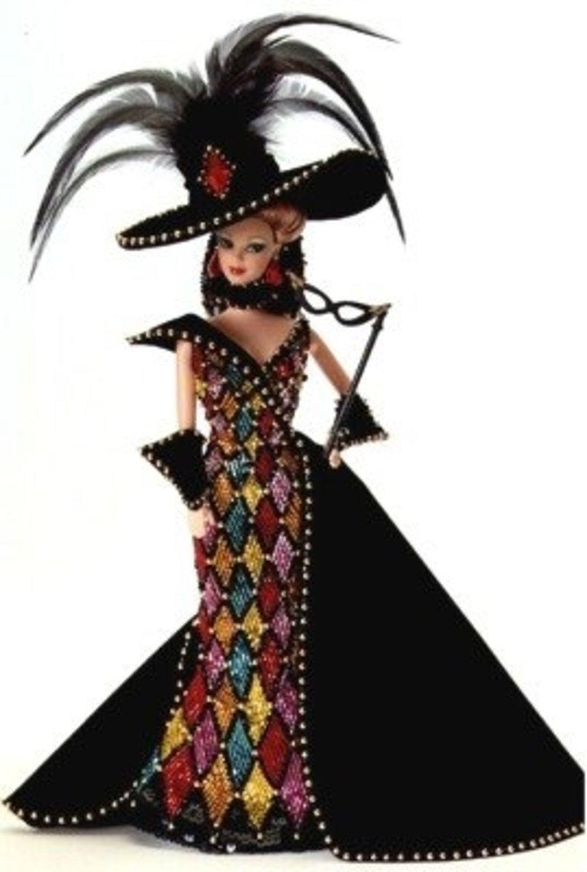 Barbie Bob Mackie Masquerade Ball