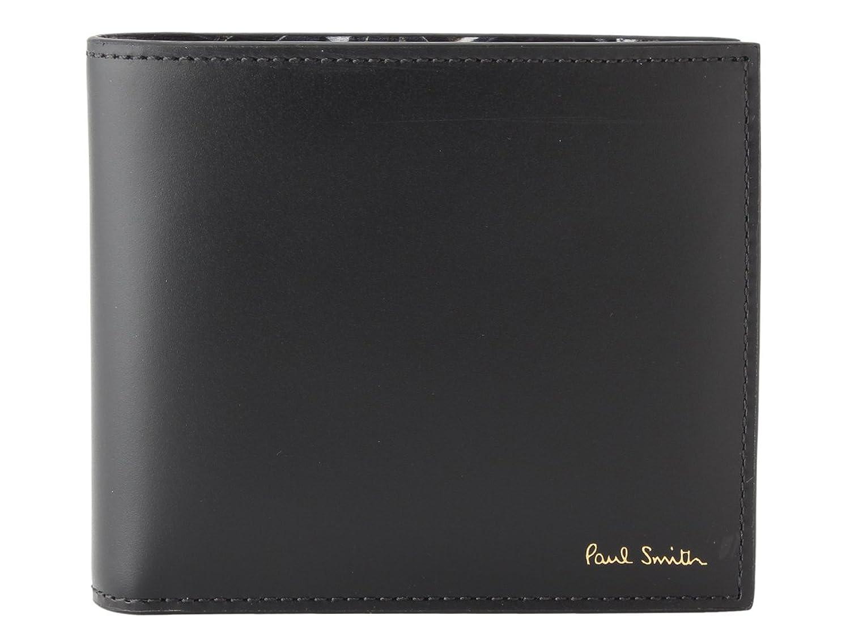 (ポールスミス) PAUL SMITH 財布 二つ折り メンズ aupc4833 [並行輸入品] B0799F96TF
