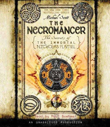 Price comparison product image The Necromancer (The Secrets of the Immortal Nicholas Flamel) By Michael Scott(A) / Paul Boehmer(N) [Audiobook]