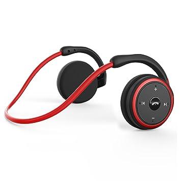 KAMTRON Auriculares Bluetooth 4.1 Running,Cascos Inalámbricos ...