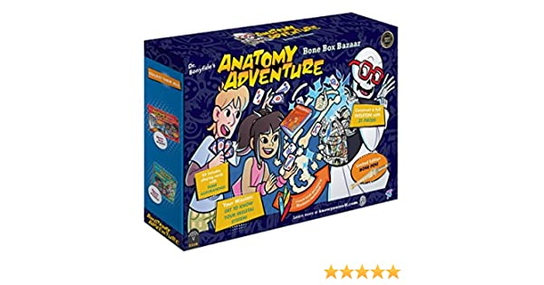 Amazon.com: Know Yourself The Skeletal System Anatomy Adventure ...