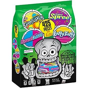 nestle halloween candy trickster treats assorted sugar 103 ounce