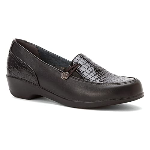 Amazon.com: propét Mujer Briana Loafers Shoes: Shoes