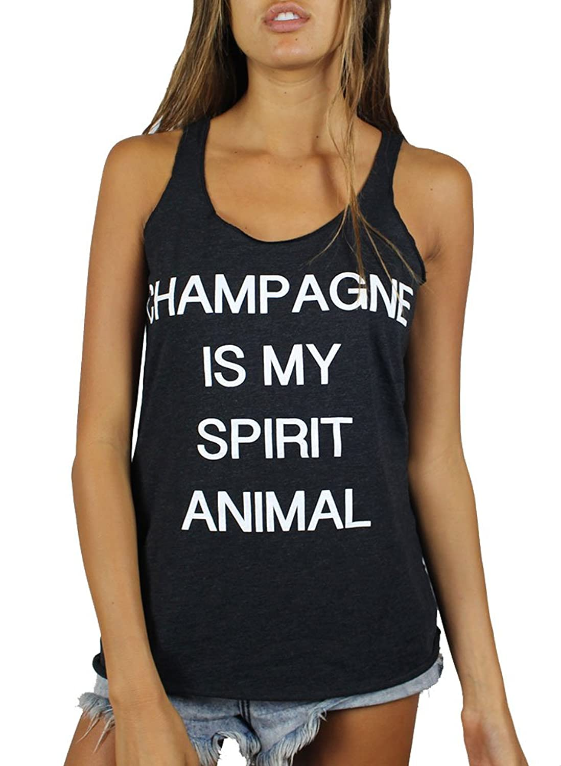 Clothing By OWL Champagne Is My Spirit Animal