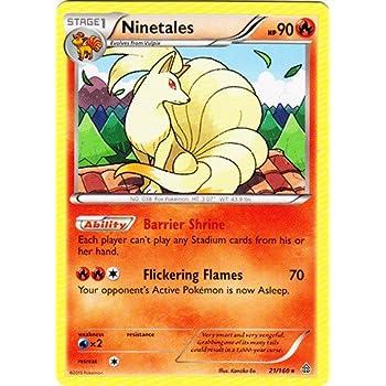 Ninetales carta pokemon amazon