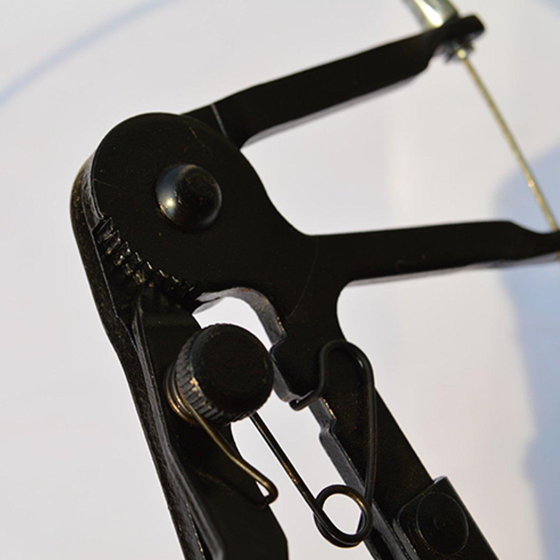 Alicates flexibles con manguera para reparaci/ón de cables de coche