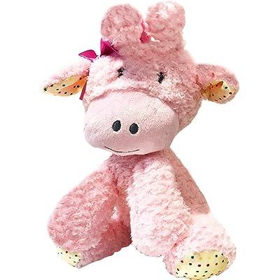 Hallmark Baby Pink Plush Giraffe Stuffed Animal: Baby