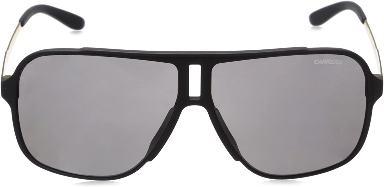 Carrera Mens Ca122s Rectangular Sunglasses