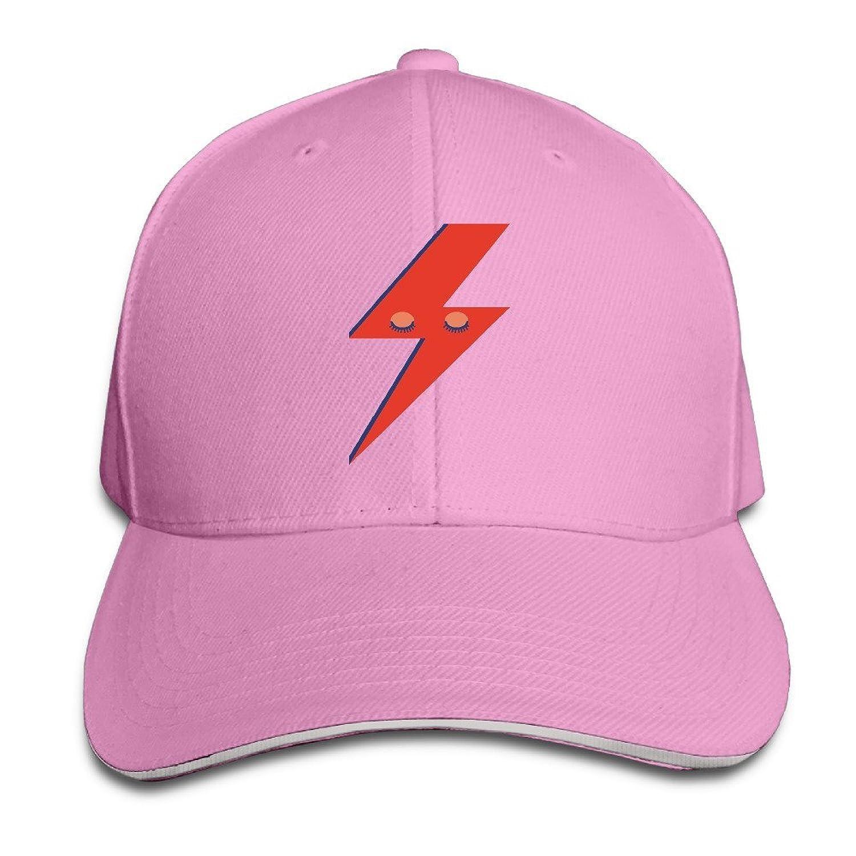 FOODE British Rock Musician Minimal Poster Peaked Baseball Cap Snapback Hats
