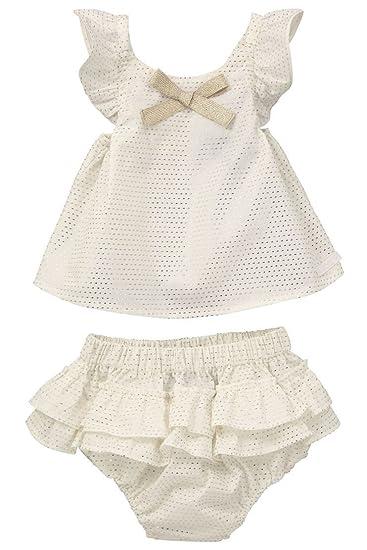 Lili Gaufrette Girls Clothing Set Clothing