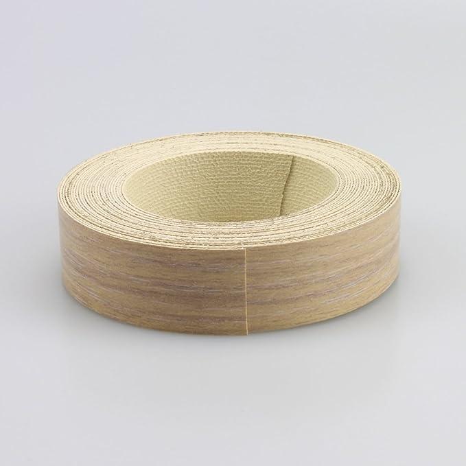 Kantenumleimer Dekor Buche 5m 20mm für Regalböden und Möbelbauplatten
