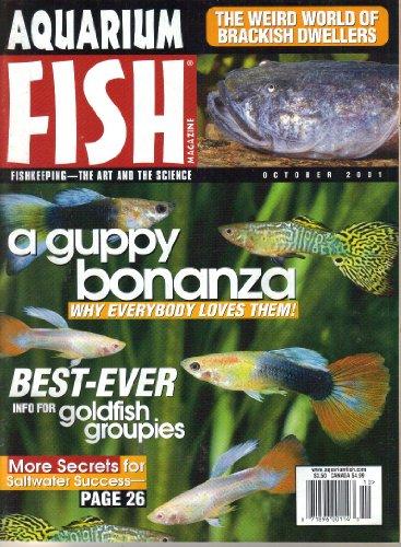 Aquarium Fish Magazine, Vol. 13, No 10 (October, 2001) (ISSN: 0899-045X)